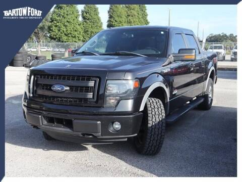 2014 Ford F-150 for sale at BARTOW FORD CO. in Bartow FL