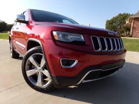2014 Jeep Grand Cherokee for sale at Calvary Motors, Inc. in Bixby OK