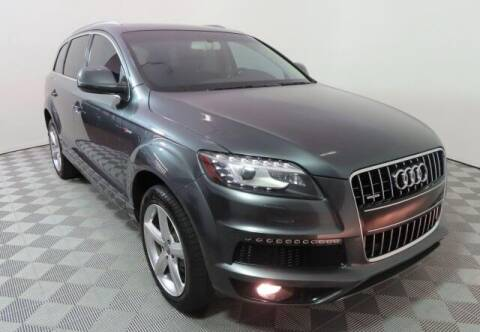 2012 Audi Q7 for sale at Curry's Cars Powered by Autohouse - Auto House Scottsdale in Scottsdale AZ