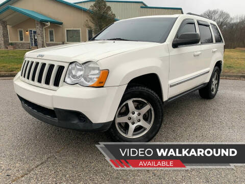 2010 Jeep Grand Cherokee for sale at Vitt Auto in Pacific MO
