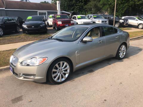 2010 Jaguar XF for sale at CPM Motors Inc in Elgin IL