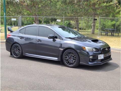 2016 Subaru WRX for sale at Elite 1 Auto Sales in Kennewick WA