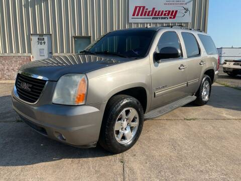 2009 GMC Yukon for sale at Midway Motors in Conway AR