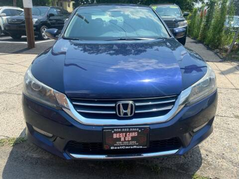 2015 Honda Accord for sale at Best Cars R Us in Plainfield NJ