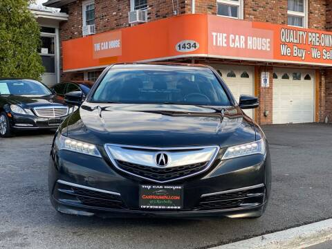 2015 Acura TLX for sale at Bloomingdale Auto Group in Bloomingdale NJ
