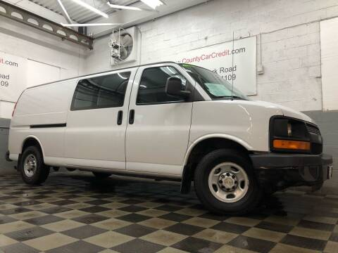 2012 Chevrolet Express Cargo for sale at County Car Credit in Cleveland OH