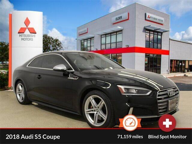 2018 Audi S5 for sale in Cedar Park, TX