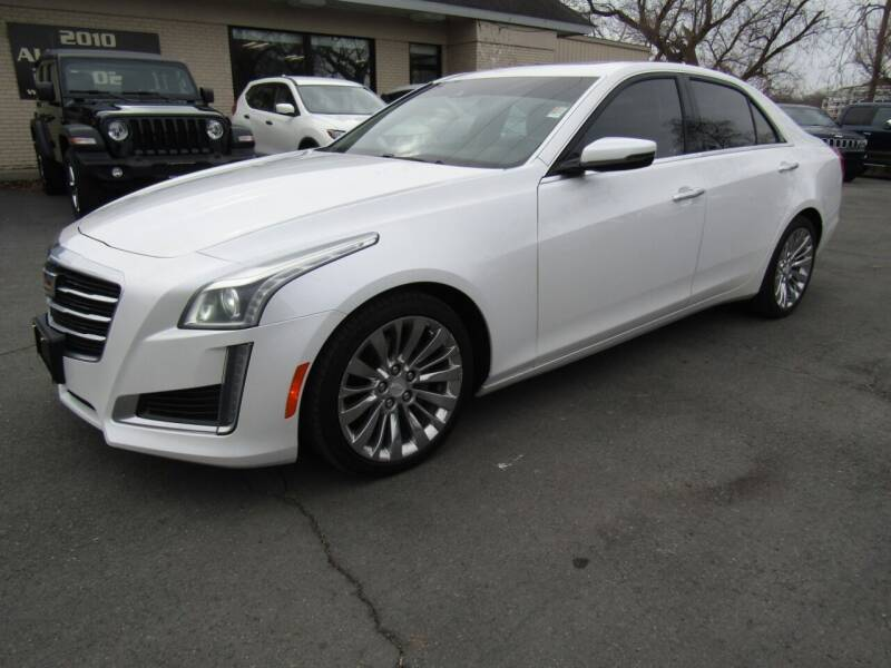 2016 Cadillac CTS for sale at 2010 Auto Sales in Troy NY