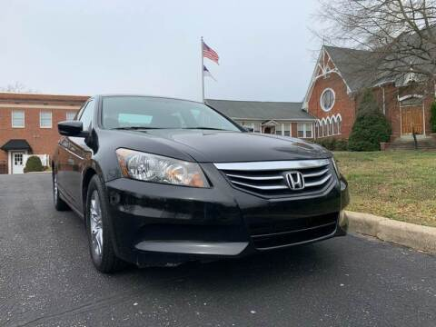2012 Honda Accord for sale at Automax of Eden in Eden NC