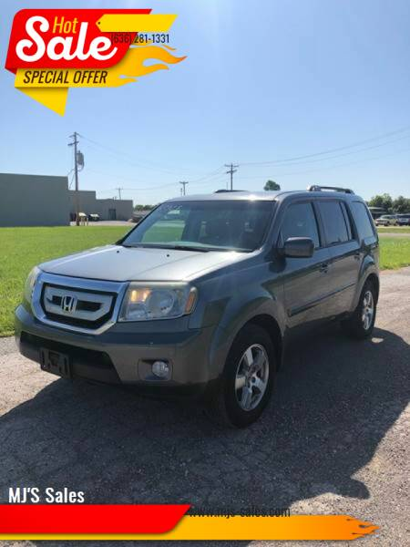 2010 Honda Pilot for sale at MJ'S Sales in Foristell MO