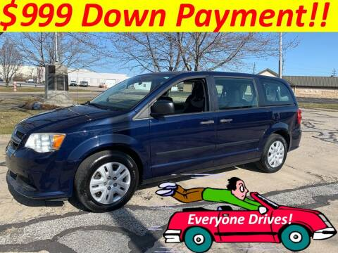 2014 Dodge Grand Caravan for sale at World Automotive in Euclid OH