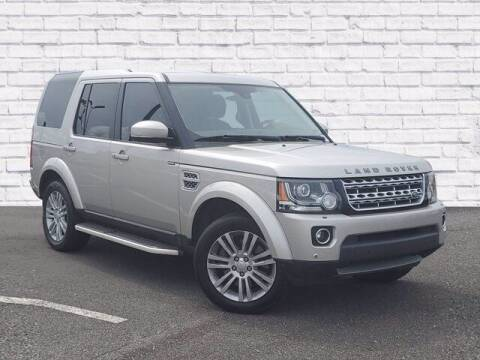 2016 Land Rover LR4 for sale at Contemporary Auto in Tuscaloosa AL