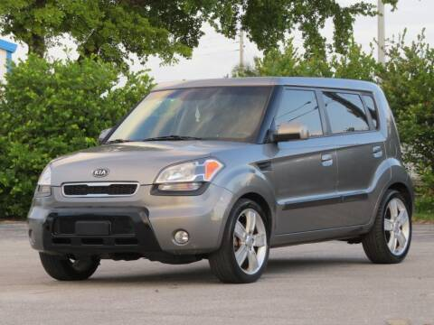 2010 Kia Soul for sale at DK Auto Sales in Hollywood FL