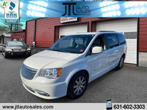 2011 Chrysler Town and Country for sale at JTL Auto Inc in Selden NY