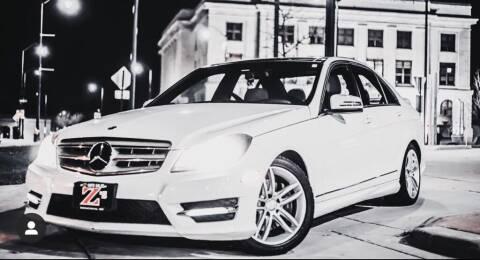 2013 Mercedes-Benz C-Class for sale at Zs Auto Sales Burlington in Burlington WI