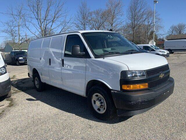 2018 Chevrolet Express Cargo for sale at EMG AUTO SALES in Avenel NJ