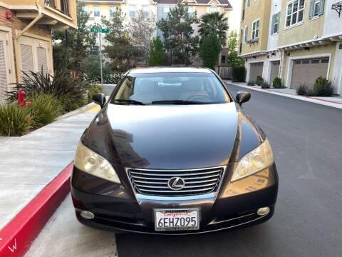 2008 Lexus ES 350 for sale at Hi5 Auto in Fremont CA