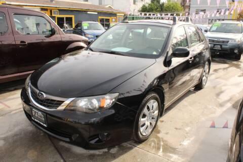 2009 Subaru Impreza for sale at FJ Auto Sales in North Hollywood CA