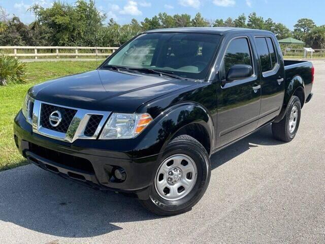 2012 Nissan Frontier for sale at Deerfield Automall in Deerfield Beach FL