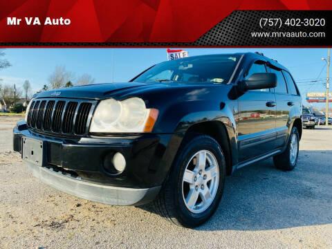 2006 Jeep Grand Cherokee for sale at Mr VA Auto in Chesapeake VA