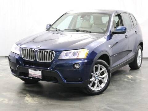2014 BMW X3 for sale at United Auto Exchange in Addison IL