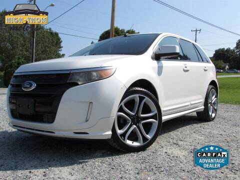 2011 Ford Edge for sale at High-Thom Motors in Thomasville NC