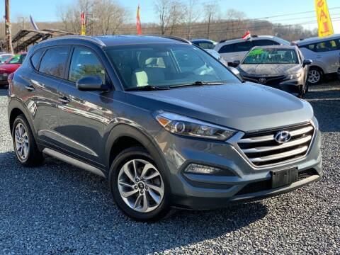 2017 Hyundai Tucson for sale at A&M Auto Sales in Edgewood MD