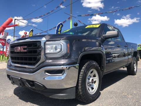 2016 GMC Sierra 1500 for sale at 1st Quality Motors LLC in Gallup NM