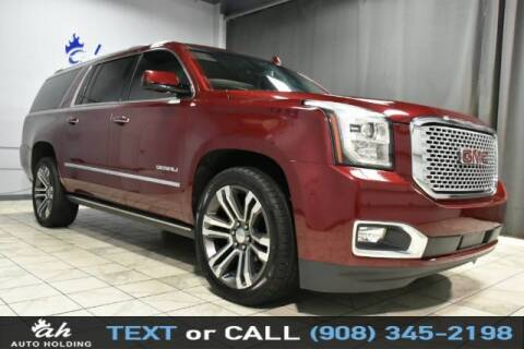 2017 GMC Yukon XL for sale at AUTO HOLDING in Hillside NJ