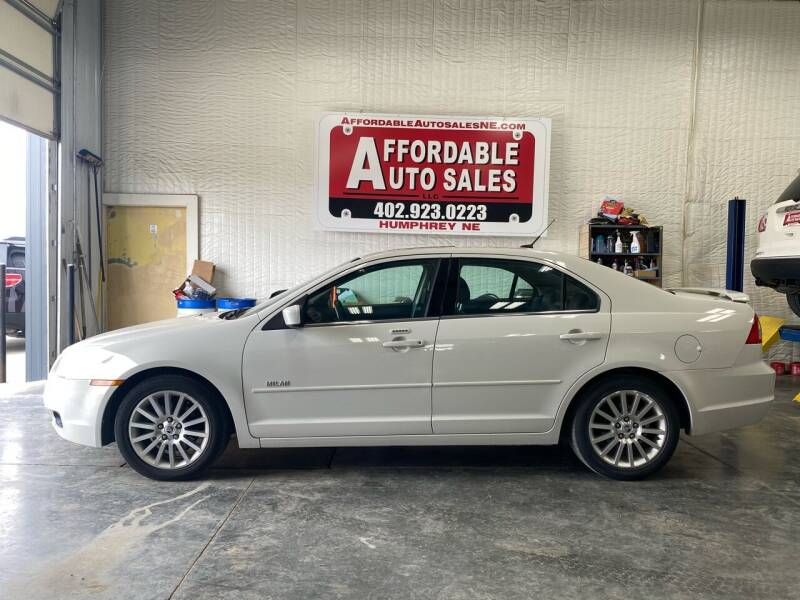 2008 Mercury Milan for sale at Affordable Auto Sales in Humphrey NE