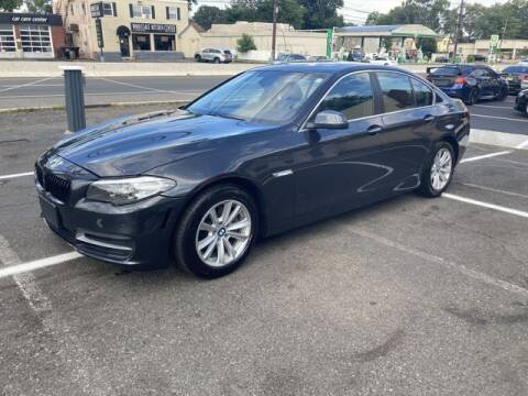 2014 BMW 5 Series for sale at QUALITY AUTOS in Hamburg NJ
