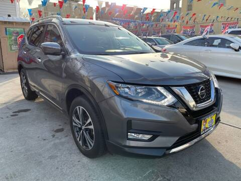 2018 Nissan Rogue for sale at Elite Automall Inc in Ridgewood NY