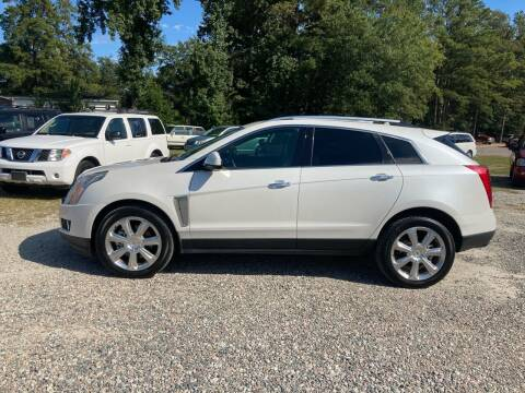 2013 Cadillac SRX for sale at Joye & Company INC, in Augusta GA