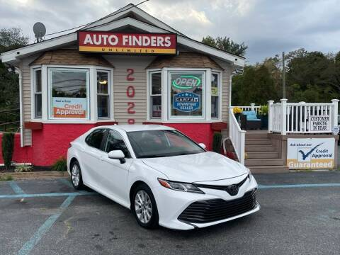 2020 Toyota Camry for sale at Auto Finders Unlimited LLC in Vineland NJ