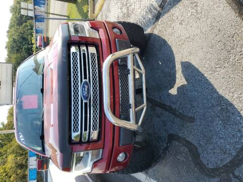 2013 Ford F-150 for sale at Hi-Tech Auto Sales Inc. in Petersburg VA
