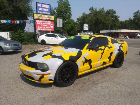 2006 Ford Mustang for sale at Right Choice Auto in Boise ID
