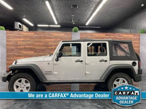 2011 Jeep Wrangler Unlimited for sale at RoseLux Motors LLC in Schnecksville PA
