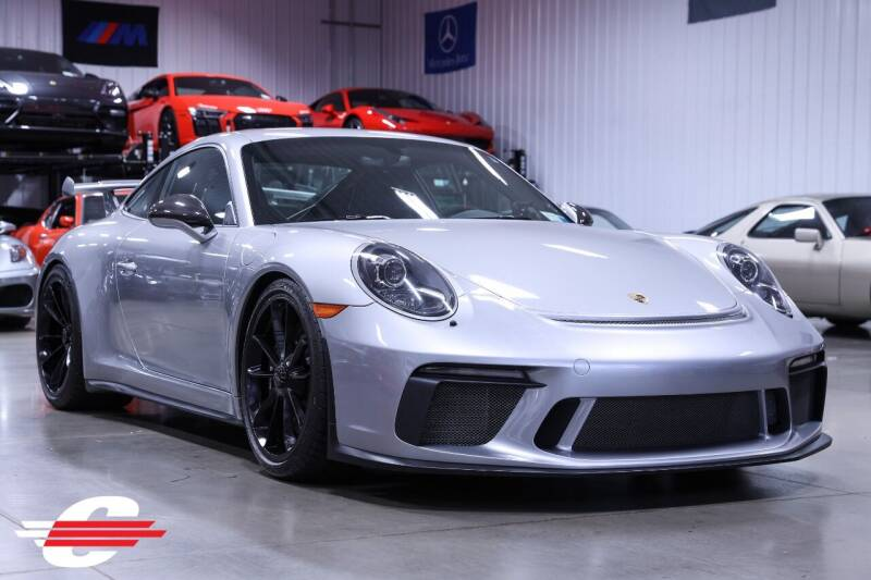 2018 Porsche 911 for sale at Cantech Automotive in North Syracuse NY