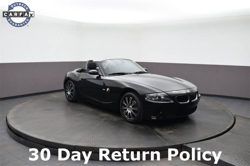 2004 BMW Z4 for sale at M & I Imports in Highland Park IL