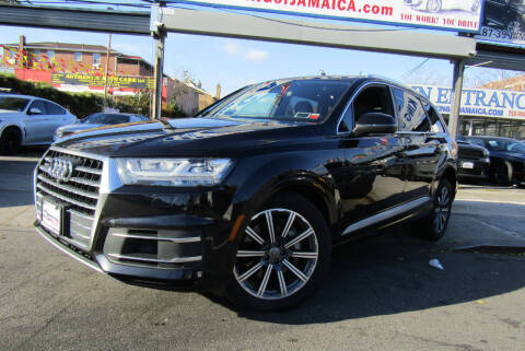 2017 Audi Q7 for sale at MIKEY AUTO INC in Hollis NY