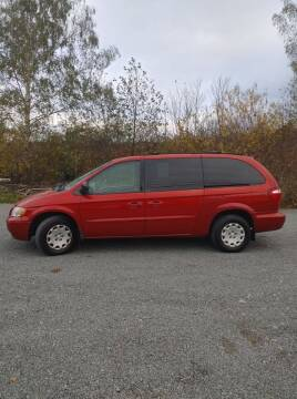 2003 Chrysler Town and Country for sale at On The Road Again Auto Sales in Lake Ariel PA