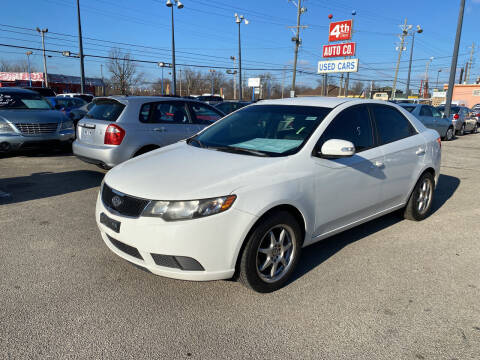 2010 Kia Forte for sale at 4th Street Auto in Louisville KY