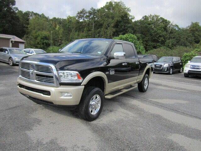 2012 RAM Ram Pickup 2500 for sale at Atlanta Luxury Motors Inc. in Buford GA