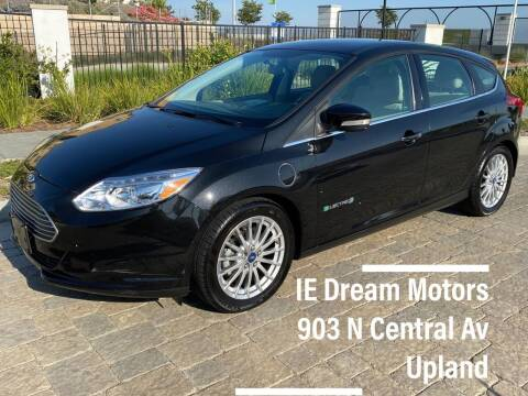 2013 Ford Focus for sale at IE Dream Motors in Upland CA