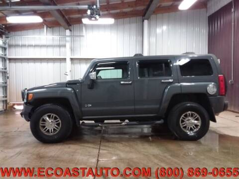 2008 HUMMER H3 for sale at East Coast Auto Source Inc. in Bedford VA