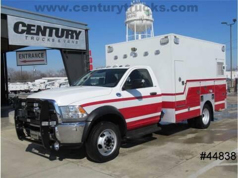 2014 RAM Ram Chassis 4500 for sale at CENTURY TRUCKS & VANS in Grand Prairie TX