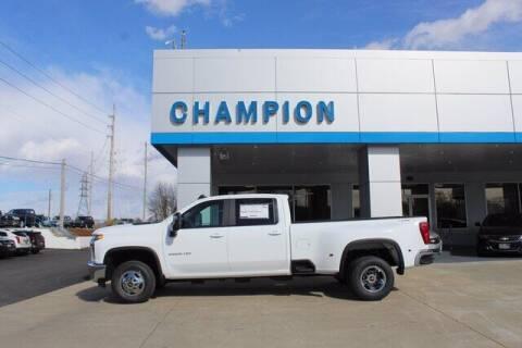 2021 Chevrolet Silverado 3500HD for sale at Champion Chevrolet in Athens AL