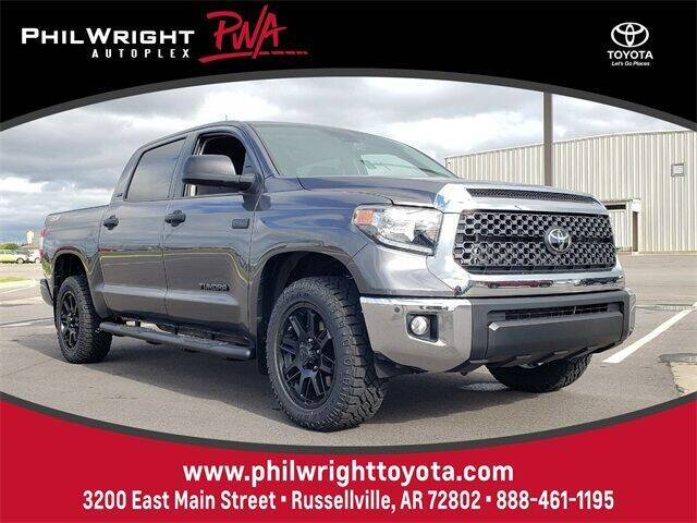 2021 Toyota Tundra for sale in Russellville, AR