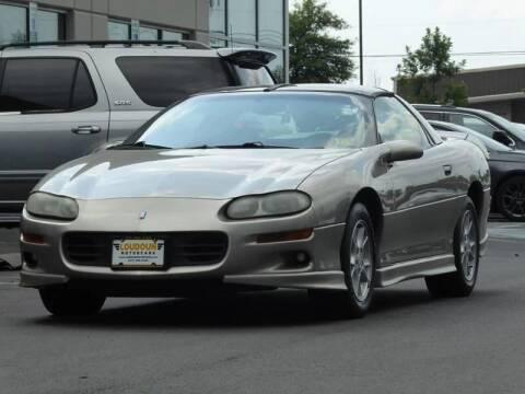 2001 Chevrolet Camaro for sale at Loudoun Motor Cars in Chantilly VA