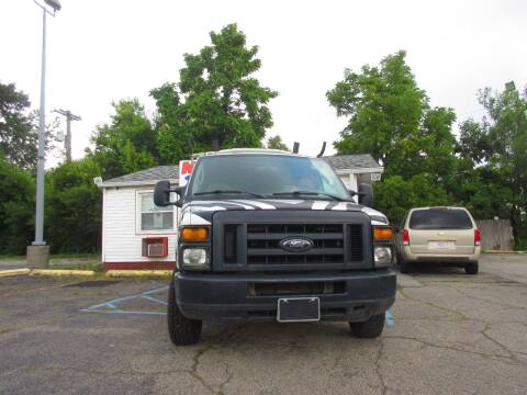2008 Ford E-Series Cargo for sale at Midway Cars LLC in Indianapolis IN